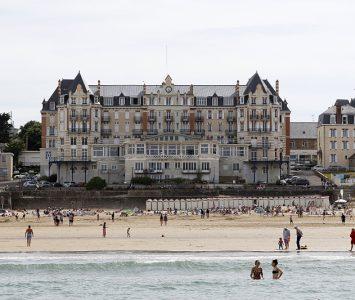 Grande plage - grand hotel