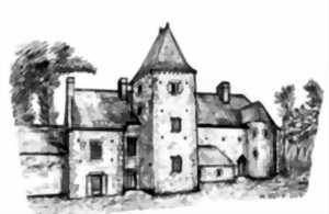 gravure Château de la Ville Revault