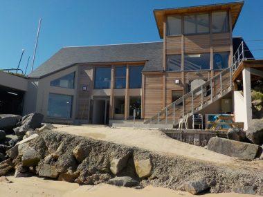 Bâtiment du Yacht Club