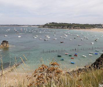 Mouillages grande plage
